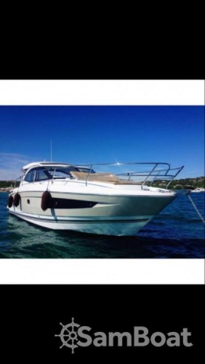 Bootsverleih Golfe-Juan günstig Leader36