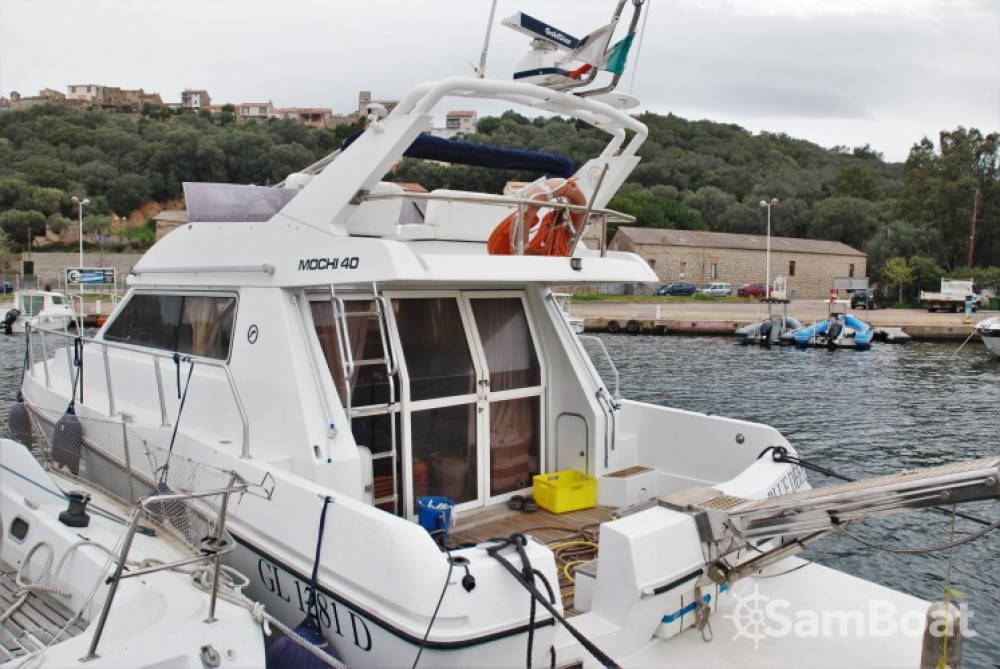 Yacht-Charter in  - Mochi Craft Mochi 40 auf SamBoat