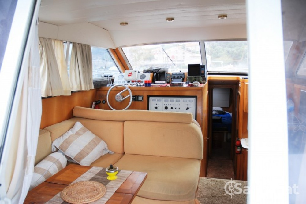 Motorboot mieten in  - Mochi Craft Mochi 40
