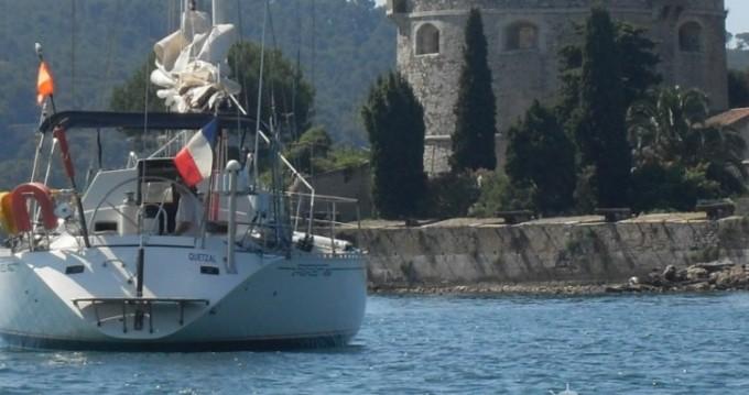 Bootsverleih Hyères günstig First 456