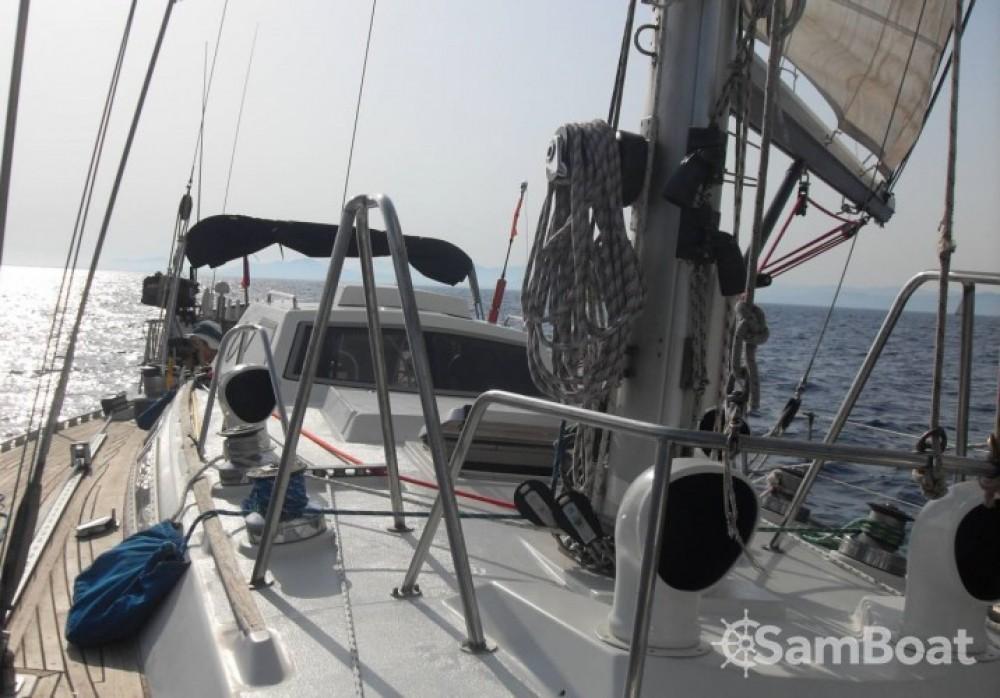 Segelboot mit oder ohne Skipper Bénéteau mieten in Hyères