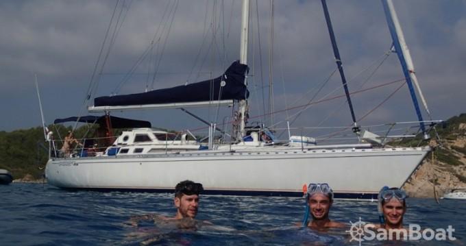 Segelboot mieten in Hyères - Bénéteau First 456