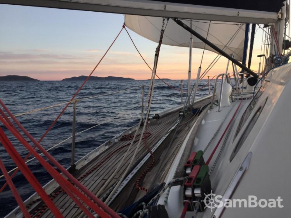 Bootsverleih Bénéteau First 456 Hyères Samboat