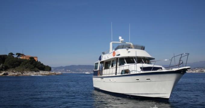 Hatteras M/Y 56' zwischen Privatpersonen und professionellem Anbieter Antibes
