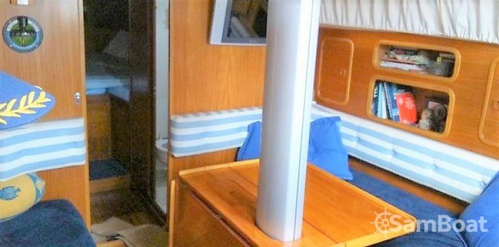 Vermietung Segelboot Guy-Yacht mit Führerschein