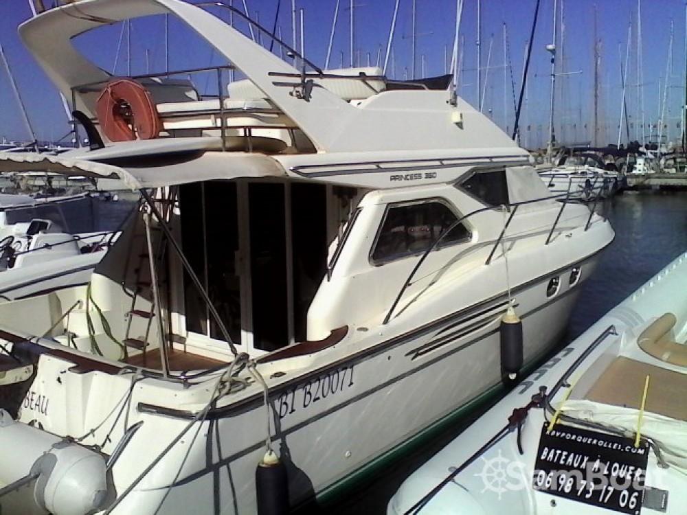 Bootsverleih Princess Princess 360  Samboat