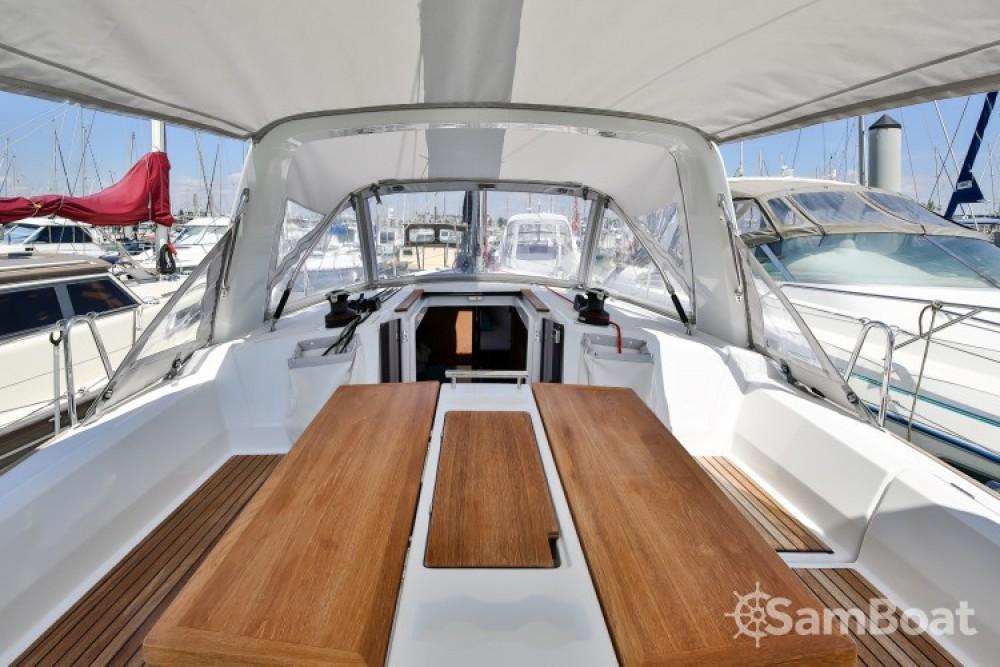 Segelboot mieten in Les Sables-d'Olonne - Bénéteau Oceanis 35