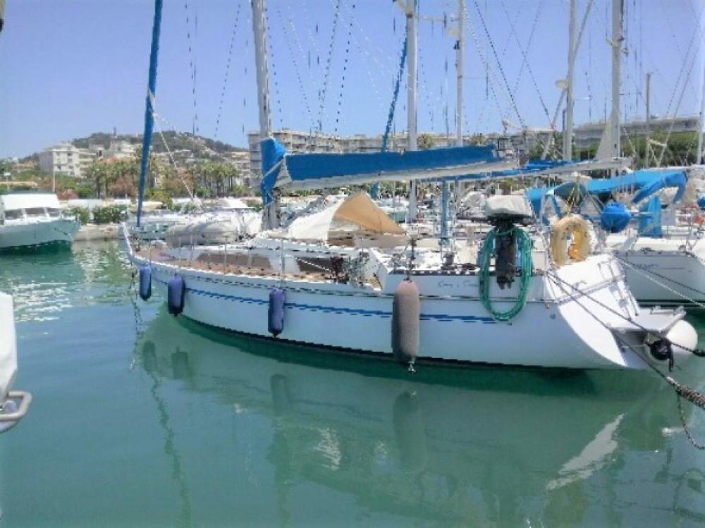 Segelboot mieten in Cannes - Guy-Yacht V12