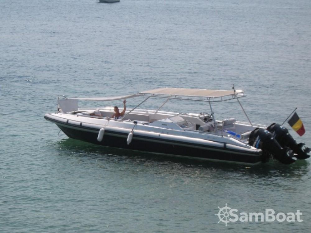 Vermietung Motorboot Ivela mit Führerschein