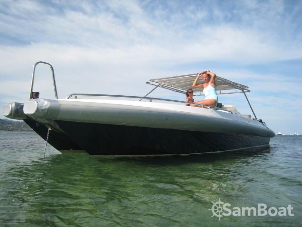 Motorboot mieten in Port Grimaud - Ivela Catamaran
