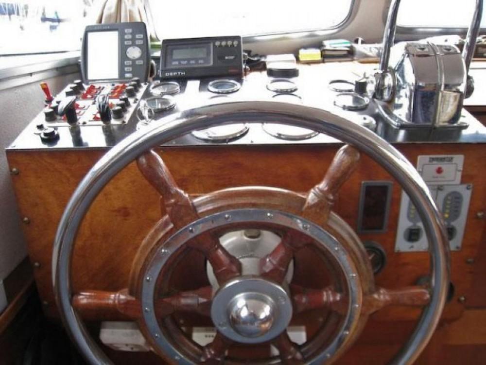 Vermietung Hausboot Kompier mit Führerschein
