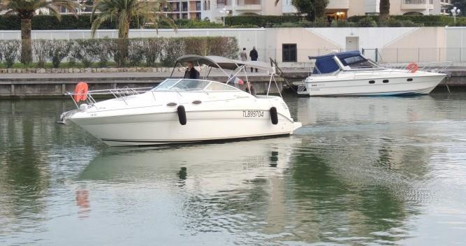 Bootsverleih Sea Ray Sea Ray 260 Sundancer Mandelieu-la-Napoule Samboat