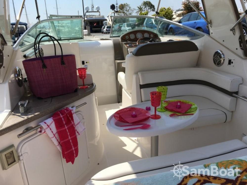 Bootsverleih Rinker 260 EC Cannes Samboat