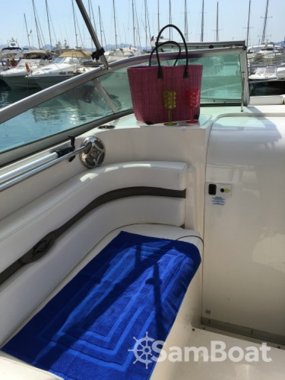 Bootsverleih Cannes günstig 260 EC
