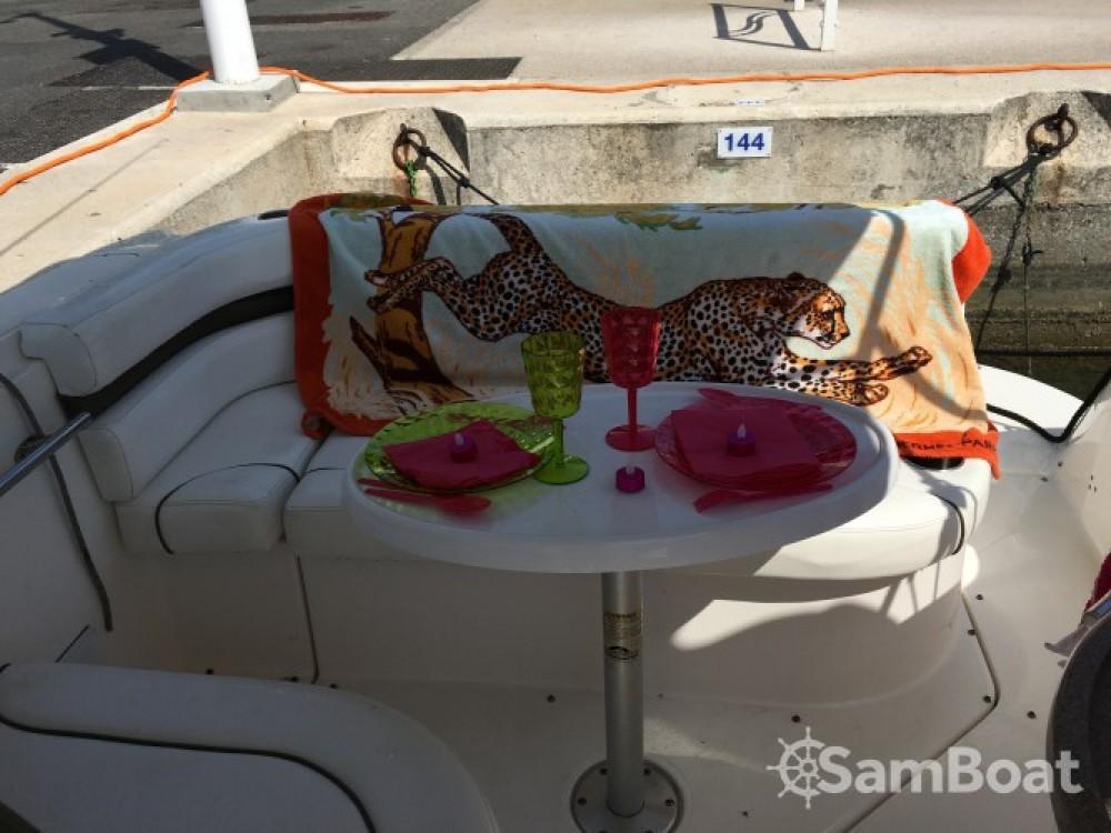 Motorboot mit oder ohne Skipper Rinker mieten in Cannes