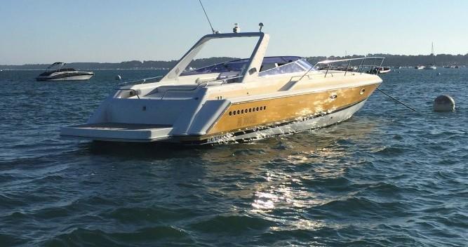 Motorboot mieten in Lège-Cap-Ferret - Sunseeker thunderwalk 43