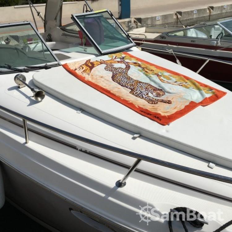 Motorboot mieten in Cannes - Rinker 260 EC