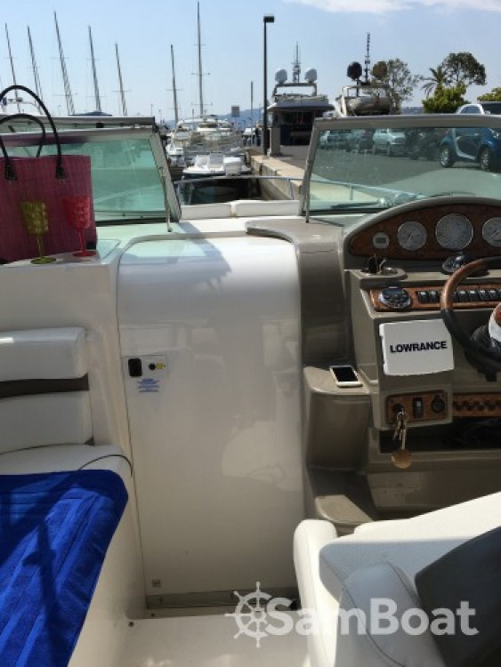 Yacht-Charter in Cannes - Rinker 260 EC auf SamBoat