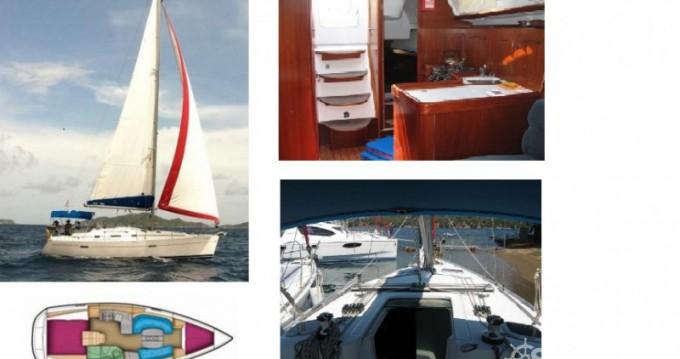 Segelboot mit oder ohne Skipper Bénéteau mieten in Pointe-à-Pitre