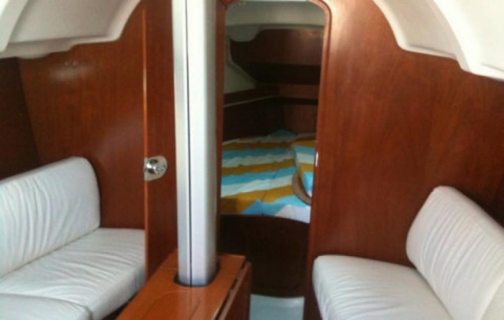 Segelboot mieten in Cavalaire-sur-Mer zum besten Preis