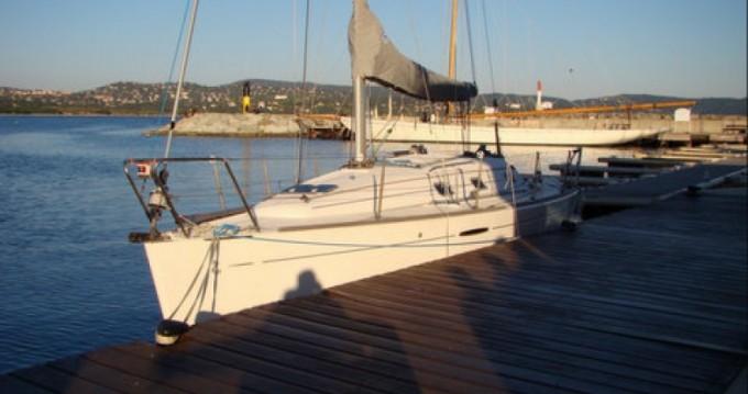 Segelboot mieten in Cavalaire-sur-Mer - Bénéteau First 31.7