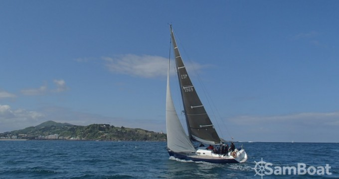 Segelboot mieten in Donostia / San Sebastián zum besten Preis