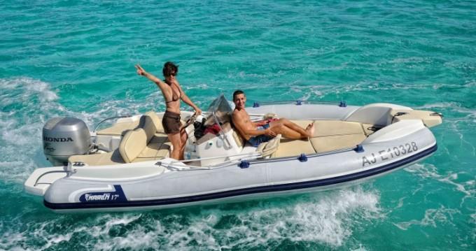 Bootsverleih  günstig Marlin Boat 17 FB