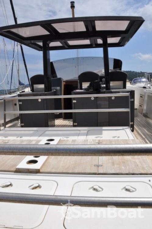 Bootsverleih Fjord Fjord 40 Open Cogolin Samboat