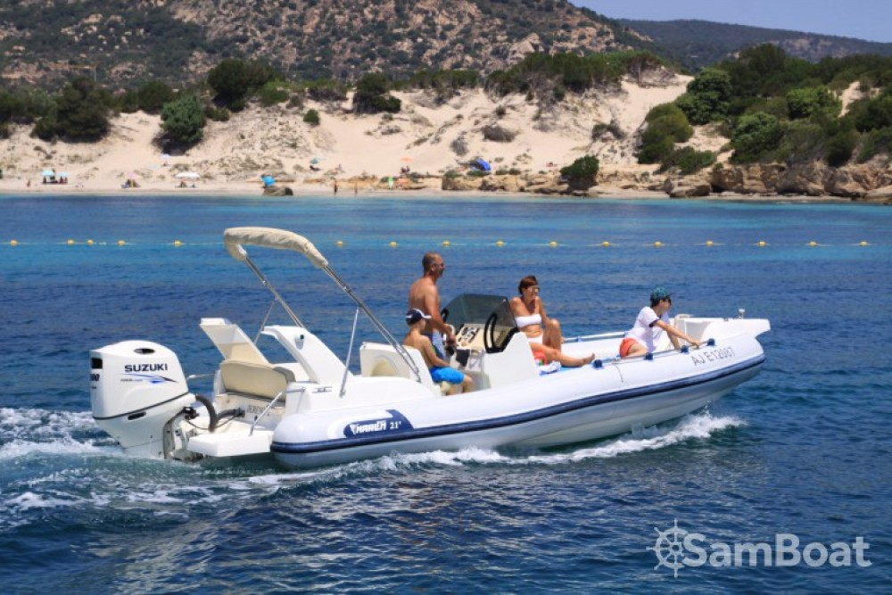 Bootsverleih Marlin Boat MARLIN 21 Porto-Vecchio Samboat