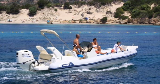 Schlauchboot mieten in Porto-Vecchio - Marlin Boat MARLIN 21