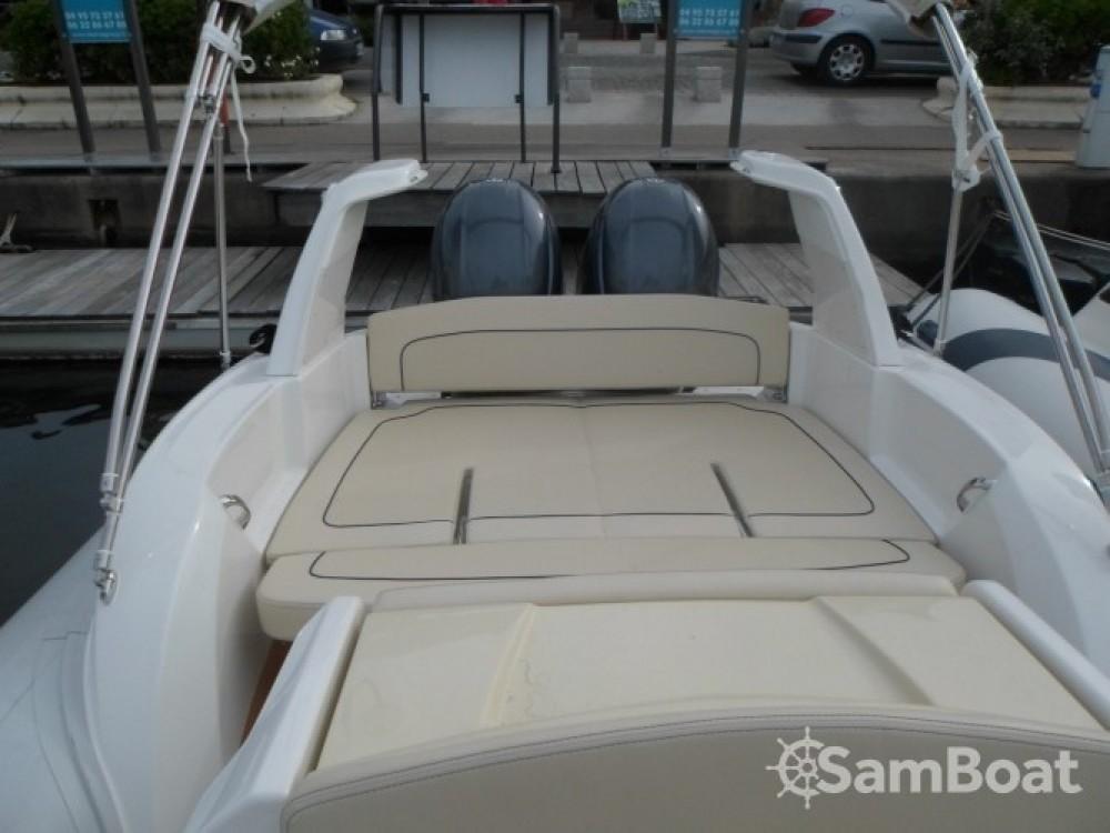 Ein Marlin Marlin Boat 298 Fb mieten in