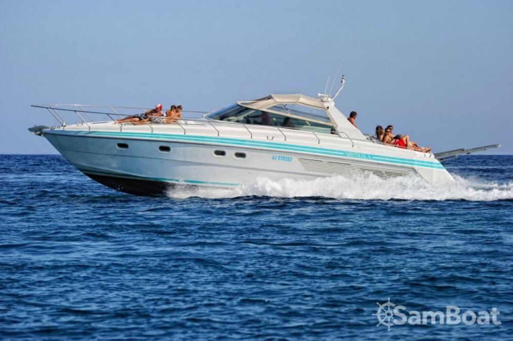 Vermietung Motorboot Raffaelli mit Führerschein