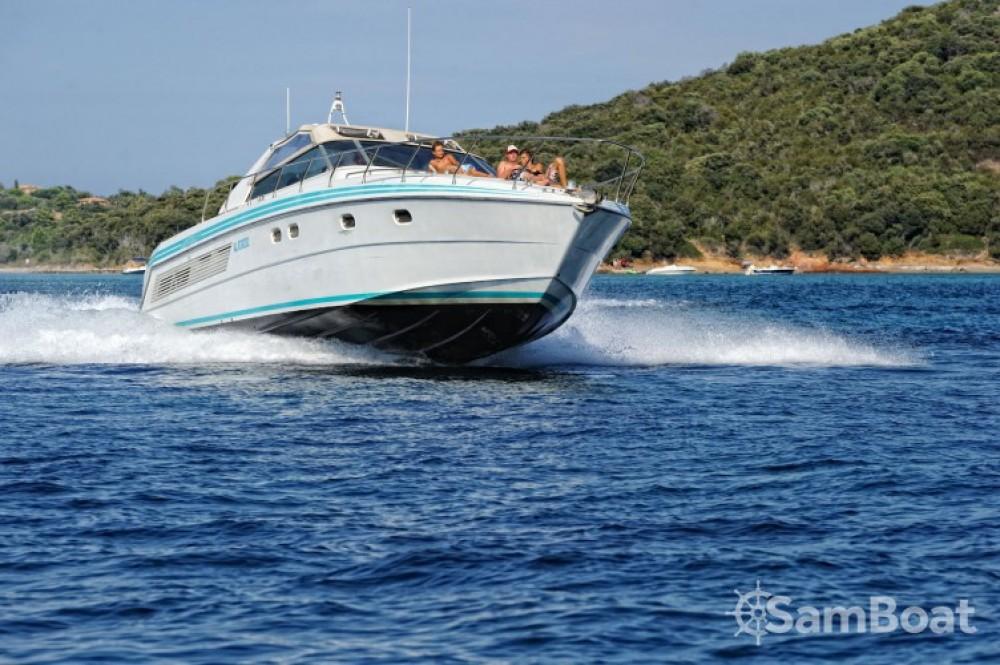Motorboot mit oder ohne Skipper Raffaelli mieten in Porto-Vecchio