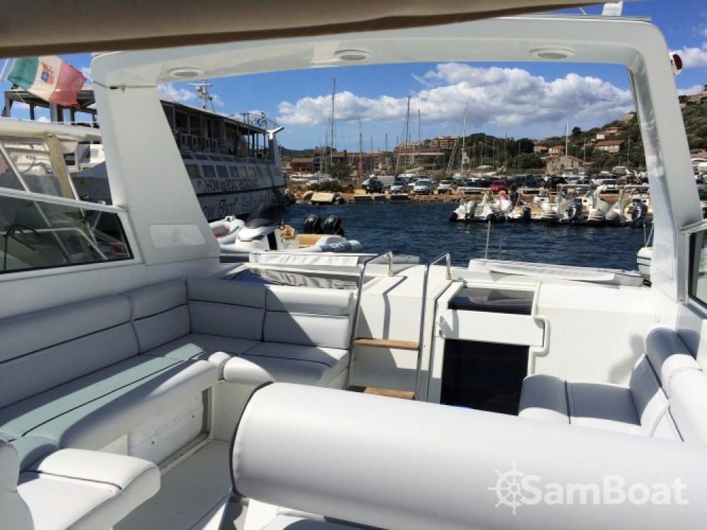 Raffaelli 48 MISTRAL OPEN zwischen Privatpersonen und professionellem Anbieter Porto-Vecchio