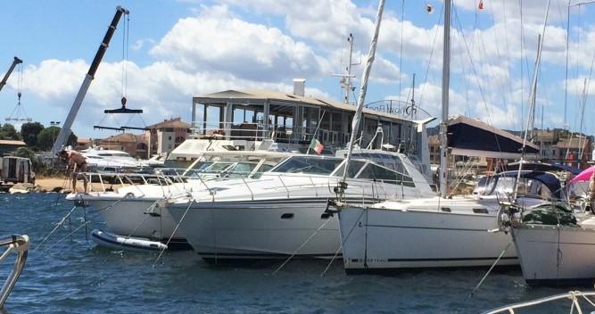 Motorboot mieten in Porto-Vecchio - Raffaelli 48 MISTRAL OPEN