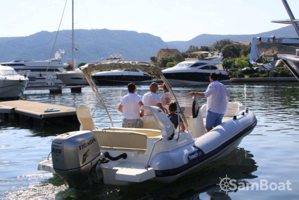 Schlauchboot mieten in Porto-Vecchio - Marlin Marlin Boat 274