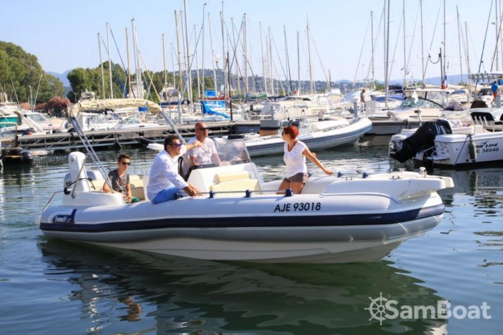 Marlin Marlin Boat 274 zwischen Privatpersonen und professionellem Anbieter Porto-Vecchio