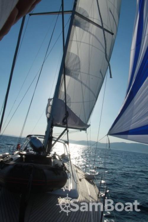 Segelboot mieten in Nizza - Bénéteau Oceanis 48