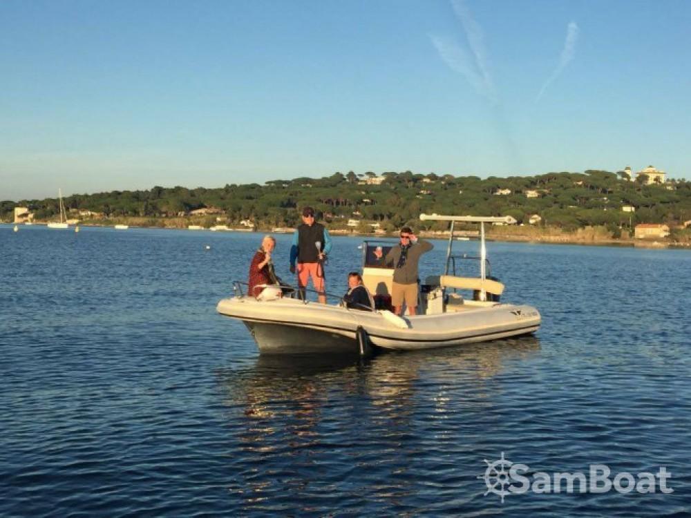 Schlauchboot mieten in Grimaud - Katoy Katoy 650