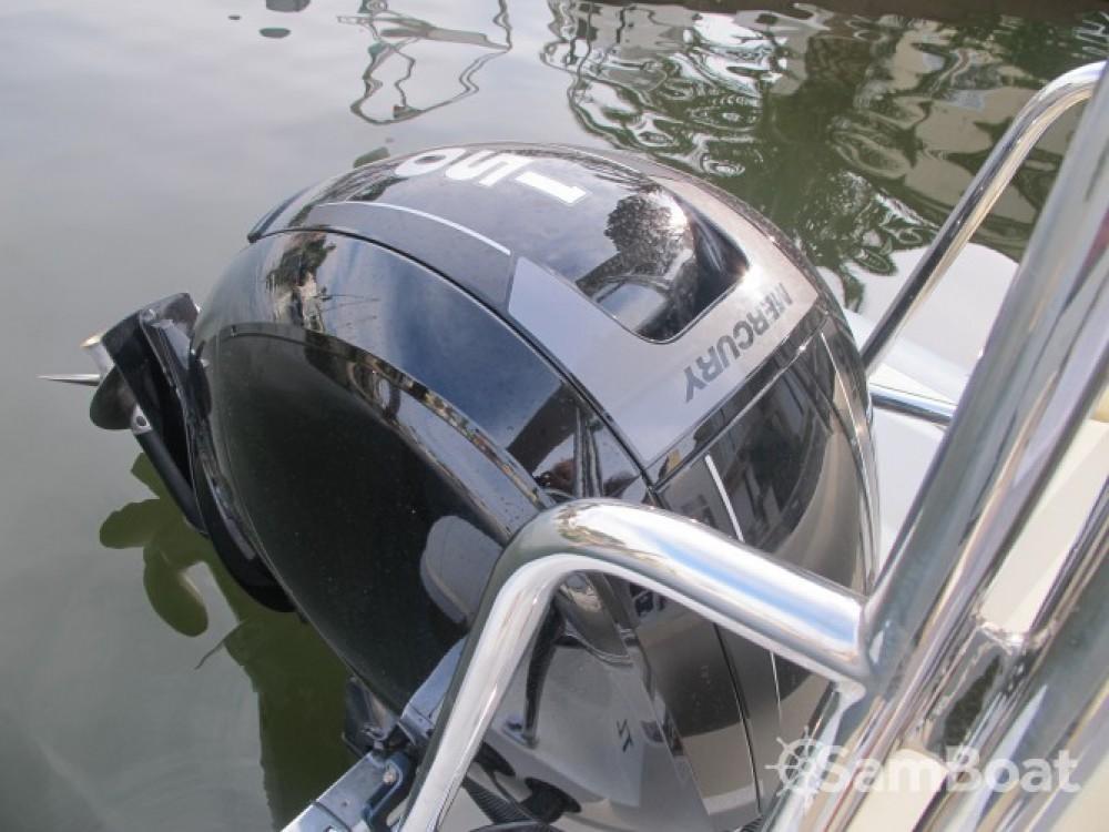 Vermietung Schlauchboot Katoy mit Führerschein