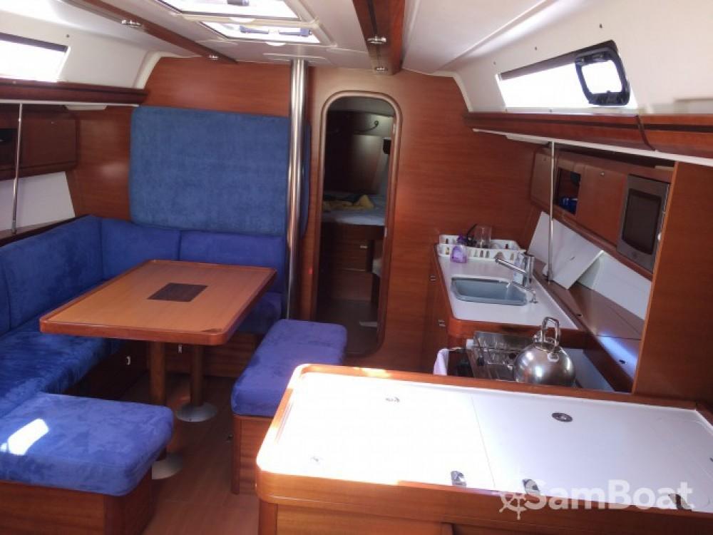 Bootsverleih Saint-Mandrier-sur-Mer günstig Dufour 405 Grand Large