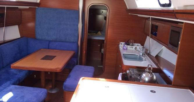 Segelboot mieten in Saint-Mandrier-sur-Mer - Dufour Dufour 405 Grand Large