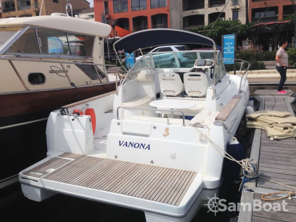 Bootsverleih Bénéteau Ombrine 800 Porto-Vecchio Samboat