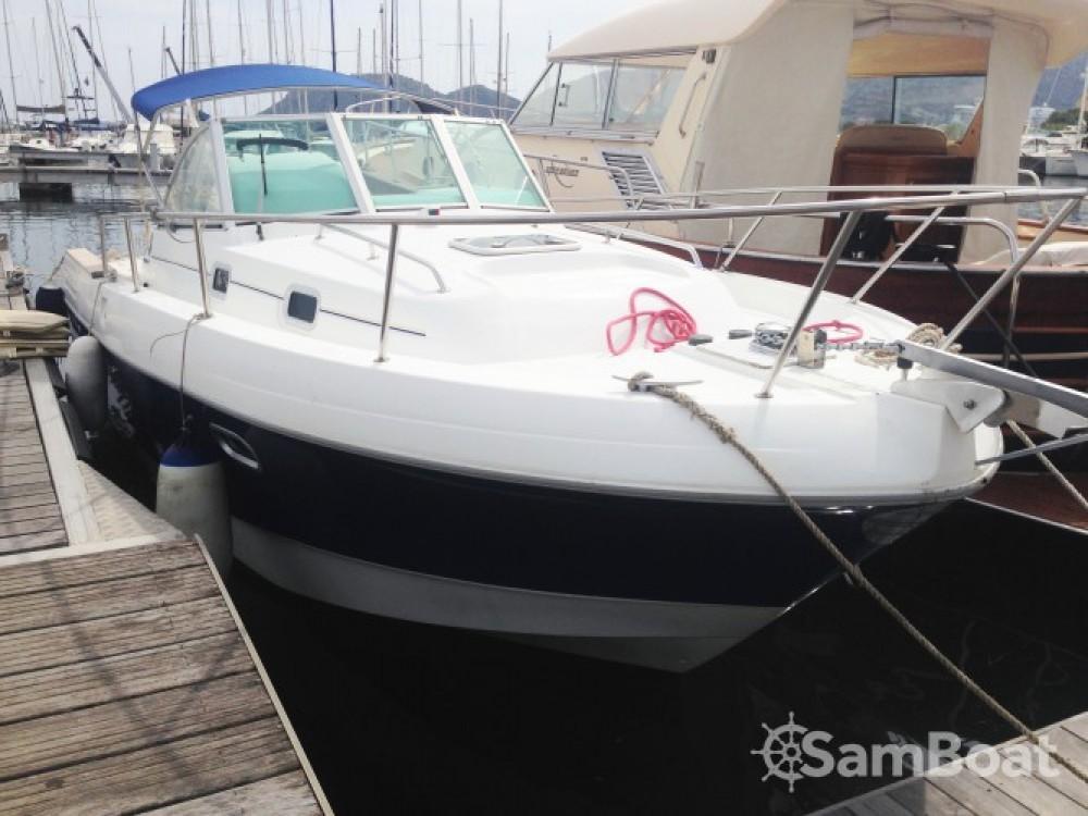 Yacht-Charter in Porto-Vecchio - Bénéteau Ombrine 800 auf SamBoat