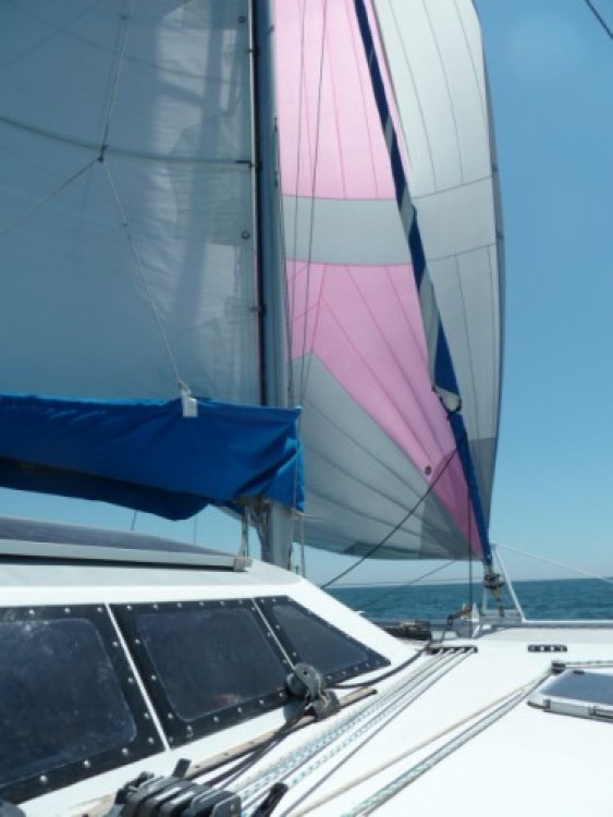 Yacht-Charter in Rivedoux-Plage - Fountaine Pajot Louisiane auf SamBoat