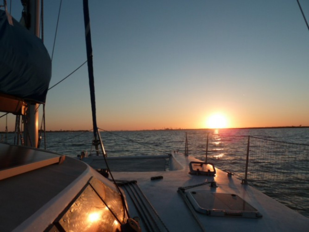 Bootsverleih Fountaine Pajot Louisiane Rivedoux-Plage Samboat