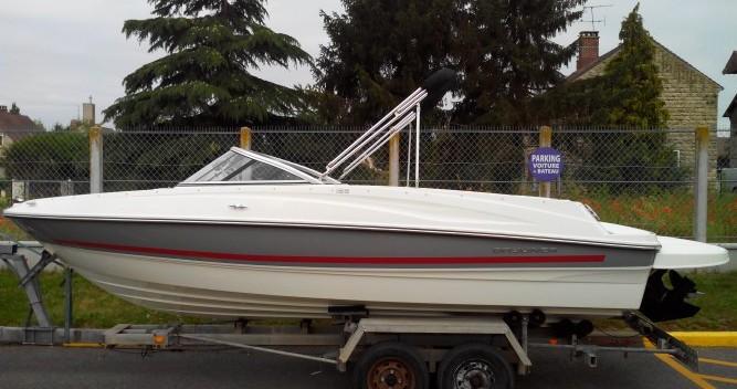 Motorboot mieten in La Rochelle - Bayliner Bayliner 185 BR