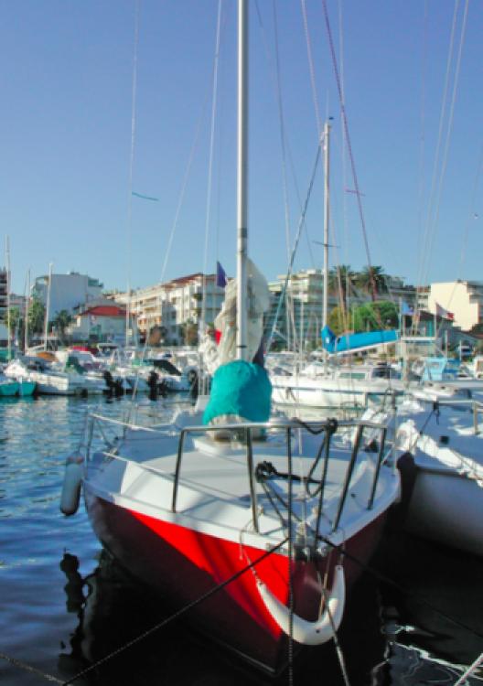 Vermietung Segelboot Edel mit Führerschein