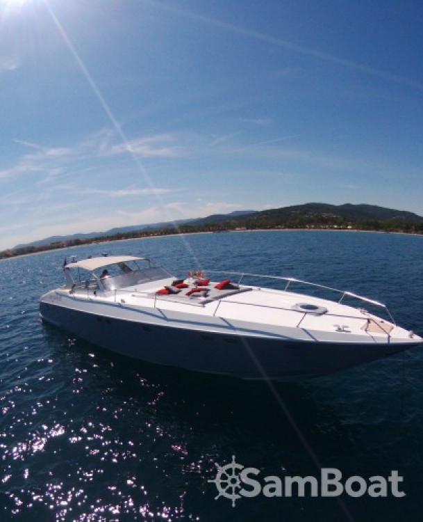 Yachten mieten in Saint-Tropez - Technomarine Cobra 65