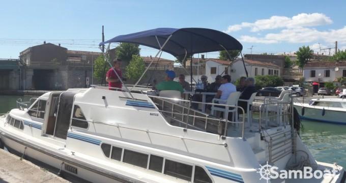 Hausboot mieten in Sète - Crown-Cruiser Nautilia